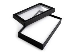Doboz ablakocskával 12x16 cm Ékszerdoboz, tárolás