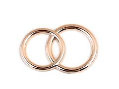 Dekorációs gyűrűk - 10 db Esküvői díszítés