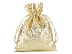 Ajándéktasak lurexel - Arany