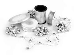 Ajándék csomagoló készlet - Ezüst Ajándék csomagolás