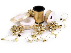 Ajándék csomagoló készlet - Arany Ajándék csomagolás