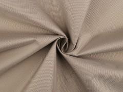 OXFORD vizlepergető textil 600D - Világosbarna Vizlepergető, fürdőruha anyag