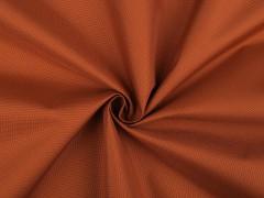 OXFORD vizlepergető textil 600D - Rozsda Vizlepergető, fürdőruha anyag