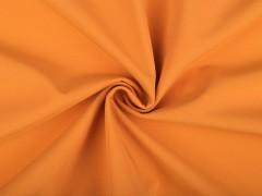 Softshell téli vizálló textil - Narancssárga Vizlepergető, fürdőruha anyag