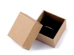 Ékszeres doboz természetes - 2 db Ékszerdoboz, tárolás