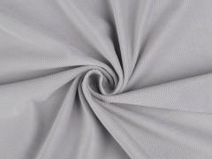 Bársony anyag strukturált - Szürke Plüss, bársony, frottir