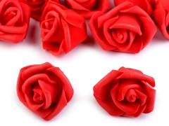 Habszivacs dekorációs rózsa - 10 db/csomag Esküvői díszítés
