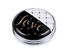 Kozmetikai tükör Love Szépségápolási kellék