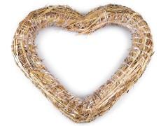 Szalma szív