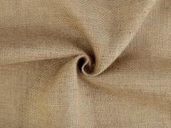 Dekorációs juta anyag - Drapp Len, Juta anyag