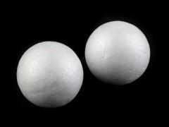 Gömb polisztirol - 10 db/csomag Hungarocell,műanyag kellék