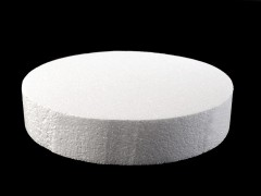 Hungarocell torta alap - 25 cm Hungarocell,műanyag kellék