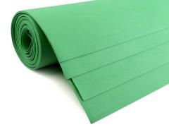 Habgumi Moosgummi zöld - 4 ív/csomag Habgumi, filc kellék