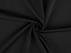 Fürdőruha anyag 0,5 méter - Fekete Vizlepergető, fürdőruha anyag