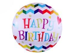 Felfújható lufi nagy - Happy Birthday Party kellék