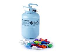 Hélium készlet 30 db lufival Party kellék