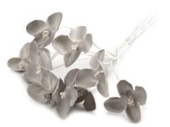 Luxus virág hosszú dróton - 10 szál Virág, toll, növény